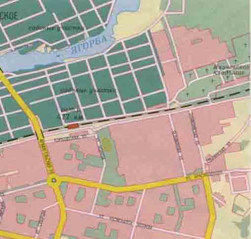 КАРТА.ЧЕРЕПОВЕЦ.РУ — Интерактивная карта города Череповец