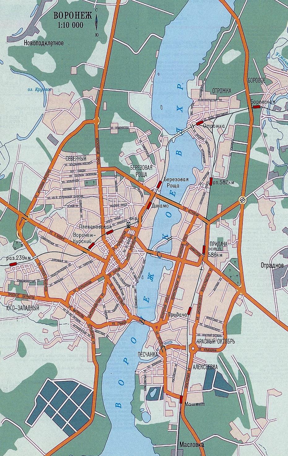 карты схемы проезда городского транспорта